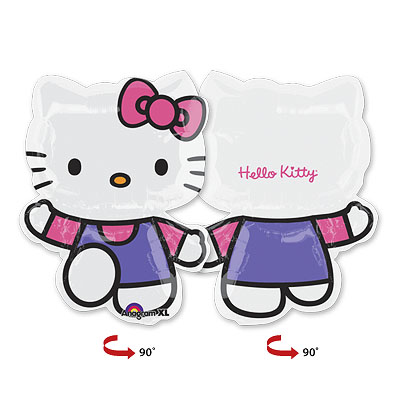 Шар Ф Hello Kitty